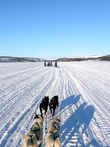 Donate to the Arctic Adventure at http://justgiving.com/james-chesters