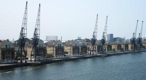 Royal Victoria Docks, Silvertown