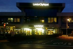 Home: London City Airport